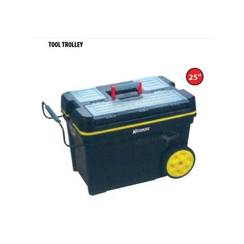 Multi Tools Krisbow krisbow kw0102932 tool trolley 62x37 5x42cm