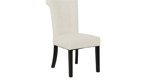 side chairs for dining room georgiana white side chair contemporary