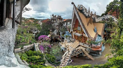 crazy house crazy house dalat vietnam if you wish to use this photo flickr
