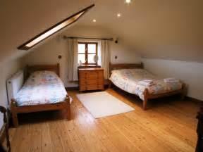 Bedroom incredible attic bedroom design with animal print rug motive