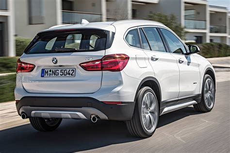 2019 Bmw X1 by 2019 Bmw X1 Exterior Pictures Mootorauthority