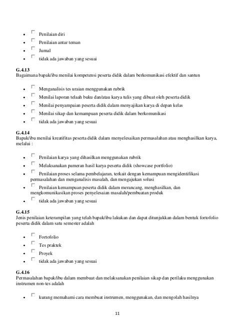 format menganalisis jurnal format angket eds untuk kepsek dan guru sd