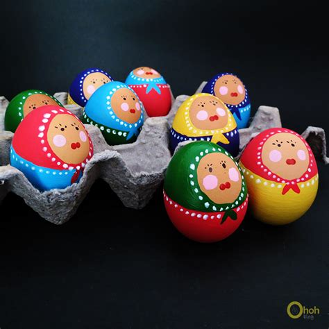 amazing easter eggs babouchka easter eggs family crafts
