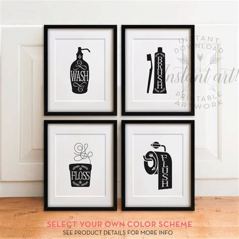 Black And White Prints For Bathroom by Black And White Bathroom Prints Www Imgkid The