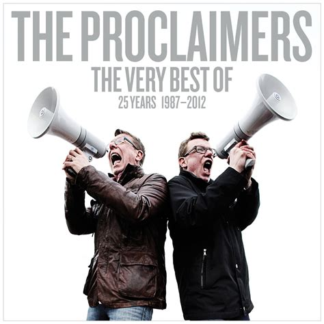 david tennant the proclaimers very best of the proclaimers released today featuring