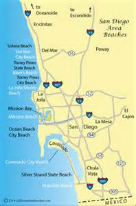San Diego Area Map by Silver Strand State Beach Directions Mobile