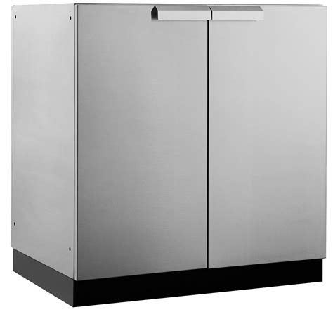 outdoor stainless steel cabinets canada newage products 96x1 25x24 inch outdoor kitchen stainless