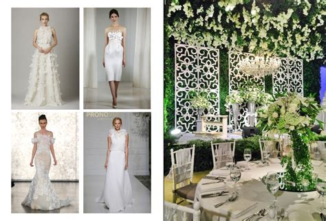 royal design indonesia exquisite bridal dress trends from the bridal fashion week