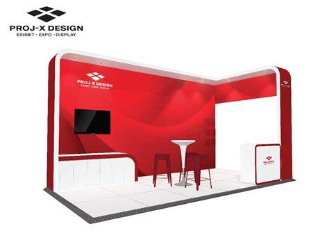 proj design radius exhibition stand hire