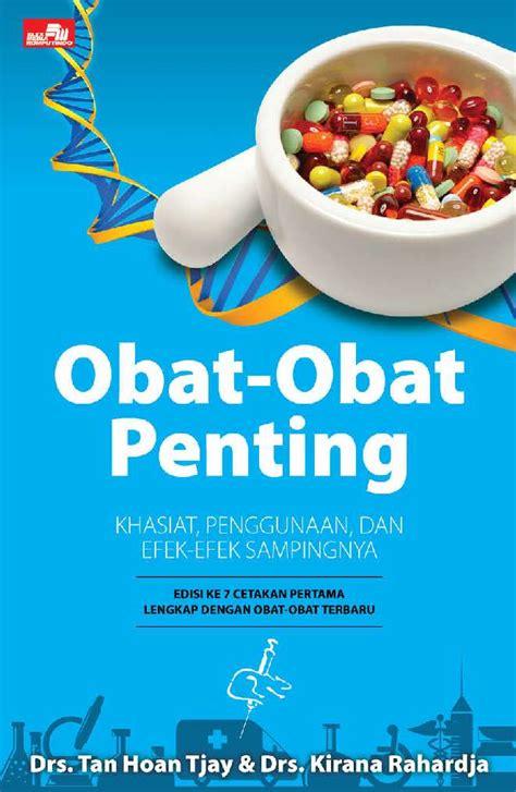 Obat Interferon obat obat penting edisi ketujuh book by drs hoan tjay