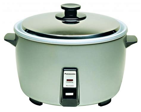 Rice Cooker Panasonic 5 best commercial rice cookers big big capacity tool box