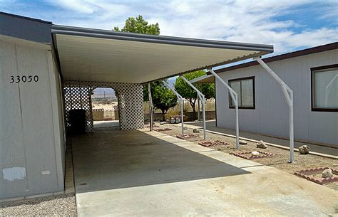 Mobile Awnings by Patios Image Gallery Mobile Home Awnings
