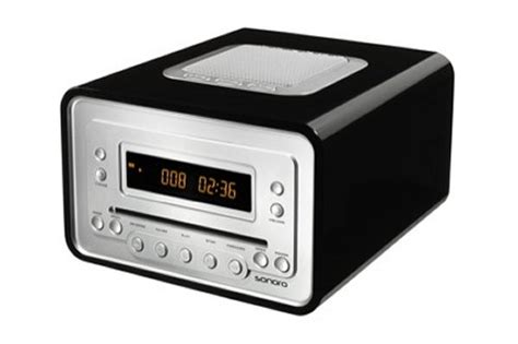 best small cd player ces 2008 sonoro audio intros new cubo radios