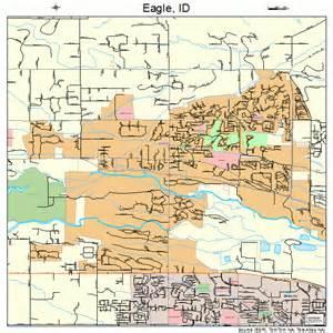 eagle idaho map 1623410
