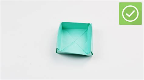 How to Fold a Paper Box: 12 Steps (with Pictures) - wikiHow A-paper