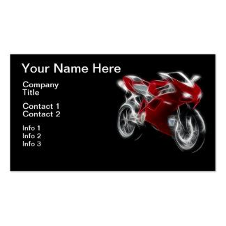 motorcycle business cards templates motorcycle business cards templates zazzle