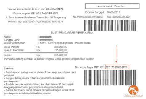 cara membuat paspor di garut cara membayar paspor menggunakan klikbca jalan jajan hemat