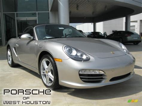 2012 platinum silver metallic porsche boxster 51856620 gtcarlot car color galleries