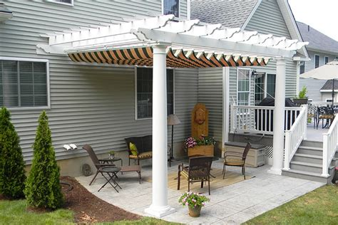 pergola with awning what is a pergola and the way to apply it at your home