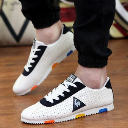 forrest gump comfortable shoes 2016 new summer men low top shoes breathable fashion