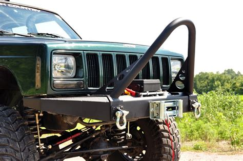 jeep stinger bumper stinger bar for rough country front bumpers 1055 rough