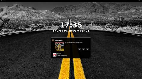 gnome lock screen themes being hacked gnome shell how to enable notifications in