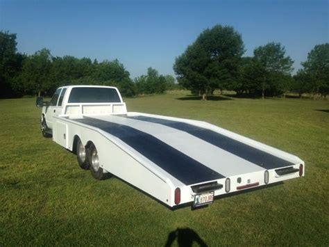 truck bed cer for sale 1gthc39n9pe517773 1993 gmc car hauler custom 19ft