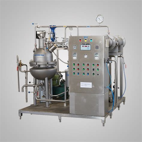 Vaccum Pan vacuum pan evaporator spray drier goma engineering