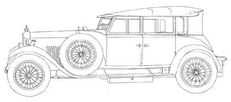 coloring pages vintage cars antique car coloring pages