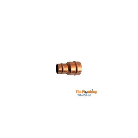 The Plumbing Warehouse by The Plumbing Warehouse Solder Ring Reducing Coupler