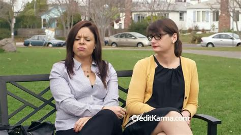credit karma commercial actress on bench credit karma tv spot last day ispot tv