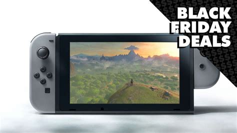Nintendo Switch Black nintendo switch black friday deals the best consoles and accessories on sale