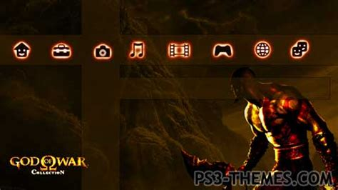 ps3 themes hd god of war ps3 themes 187 god of war collection
