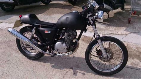 Youtube Videos Motorrad Raser by Suzuki Tu X 125 Cafe Racer Youtube