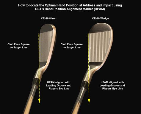 hand position in golf swing the secret of golf dst golf dst golf