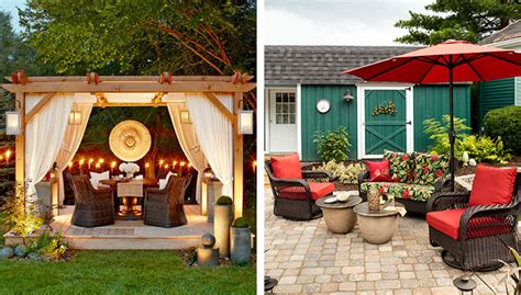 Outdoor Patio Accessories 10 Deck And Patio Decorating Ideas