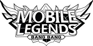 mobile legend logo mobile legends logo vector ai free