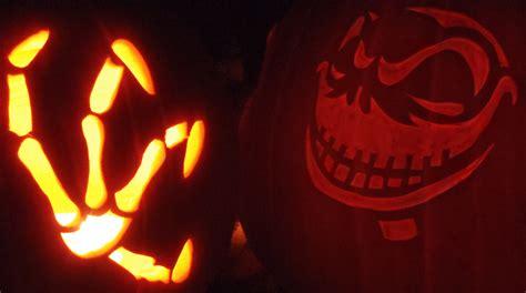 skellington pumpkin template spooky skellington by johwee on deviantart