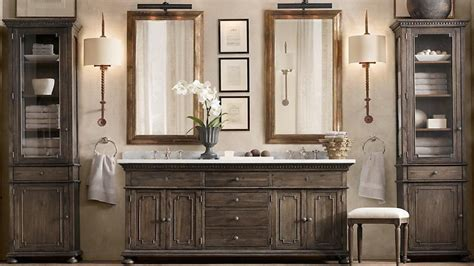 high end bathroom hardware high end bath vanities restoration hardware bathroom
