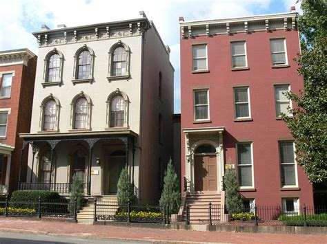 architectural styles of richmond italianate richmond