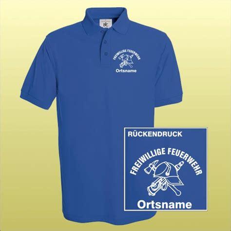 Feuerwehr Aufkleber Mit Ortsnamen by Polo Shirt Freiwillige Feuerwehr Mit Ortsnamen City