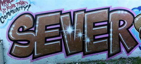 sever graffiti senses lost