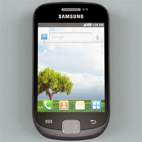 Samsung V2 samsung phones v2 3d model