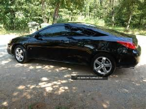 Pontiac G6 Horsepower 2007 Pontiac G6 Coupe Pictures Information And Specs
