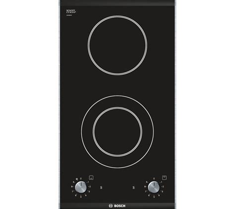 bosch pie611t14e ceramic induction hob black buy bosch logixx pkf375v14e ceramic hob black free