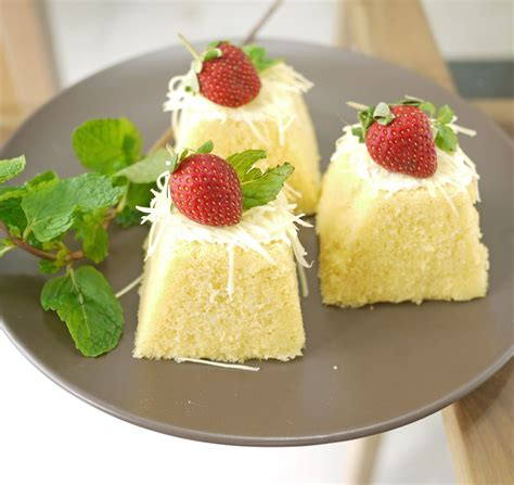 Mixer Kue Sederhana resep cheese cake kukus praktis sajian sedap sederhana