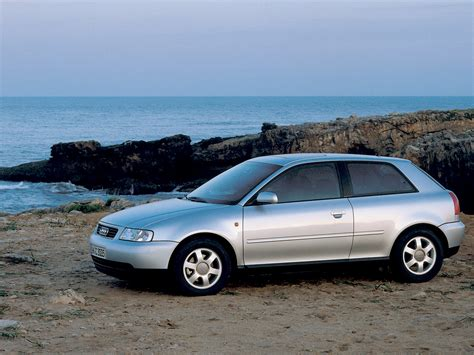 Audi A3 3 Door 1998 Picture 1 Of 16