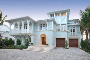Pillar Designs For Home Interiors paradise at the pier beach style exterior miami by
