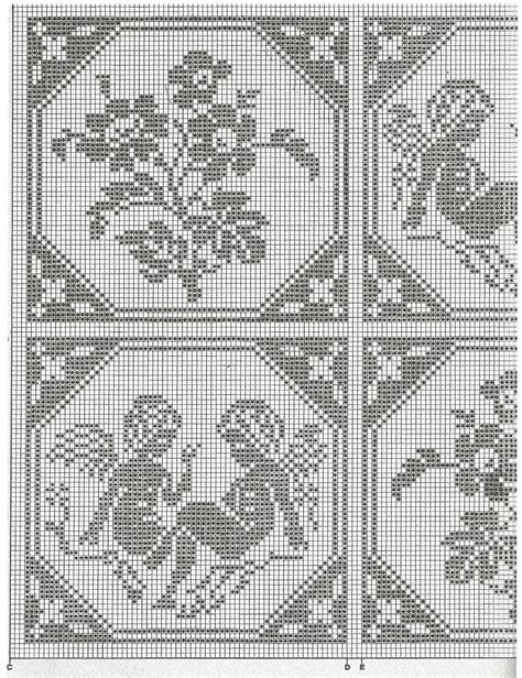 copriletto uncinetto schemi gratis hobby lavori femminili ricamo uncinetto maglia