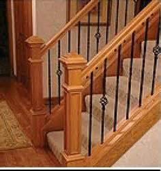 interior staircase rail bc interior stair railing